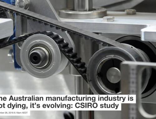 Nautitech gets a mention in CSIRO's manufacturing study….
