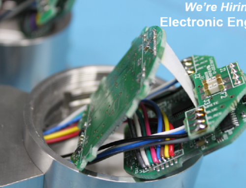 We're hiring! Electronic Engineer based in Sydney
