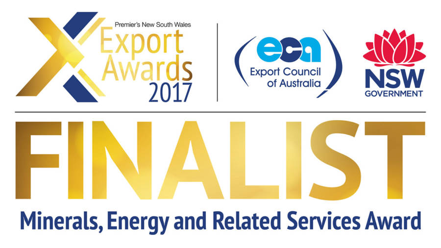 Nautitech is a finalist in 2017 Premier's NSW Export Awards!