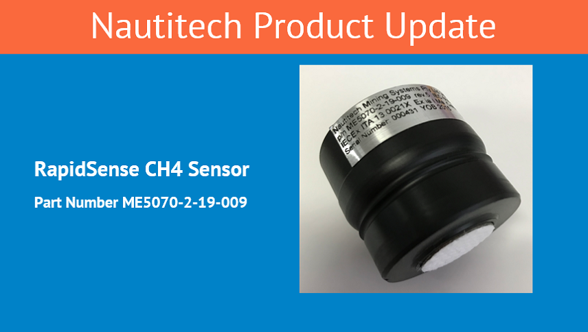 Product Update: RapidSense CH4 Sensor