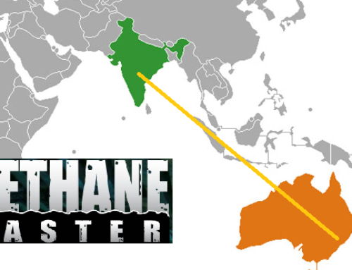 Methane Master now in India!