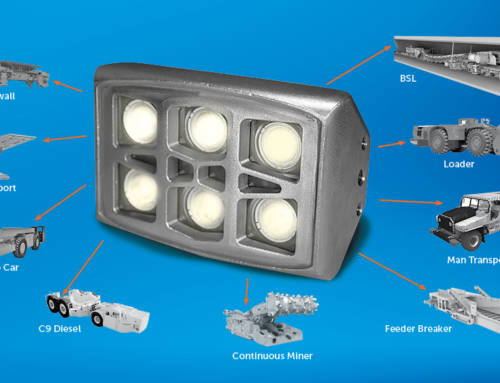 IS Lights – Not Just for Rubber Tyre Vehicles