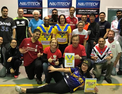 Nautitech Supports Jersey Day 2019