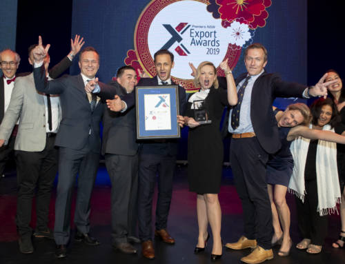 Nautitech® MD is a winner at the 2019 Export Awards!