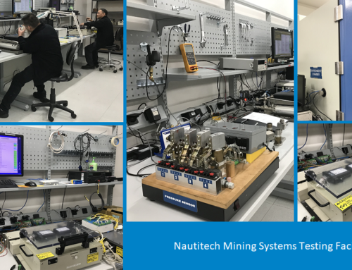 Nautitech® testing facility simulates underground conditions