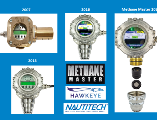 Methane Master – 20 year evolution!