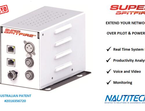 Super Spitfire® Australian Patent