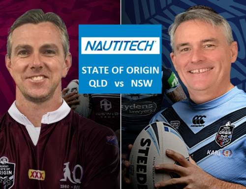 Customers win the Nautitech® State of Origin!
