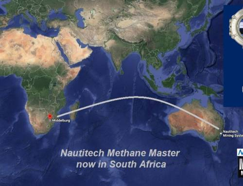 Methane Master is now in South Africa!