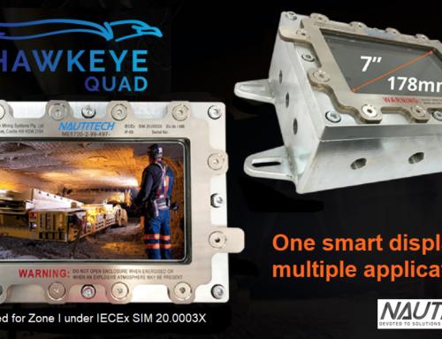 Hawkeye Quad 7″ Smart Display!