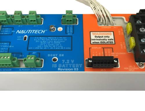 7.2V IS Battery – feedback from the field