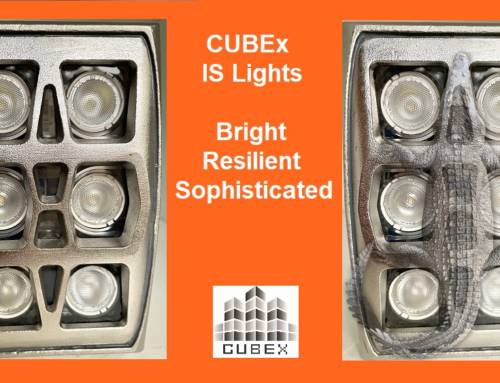 CUBEx Controllable IS Lights – crocodiles of underground mining?