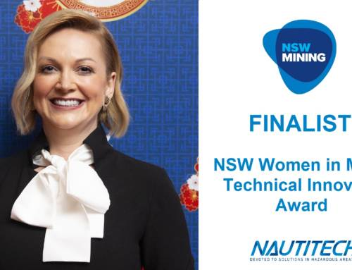 Aga Blana nominated as FINALIST for NSW Women in Mining Awards