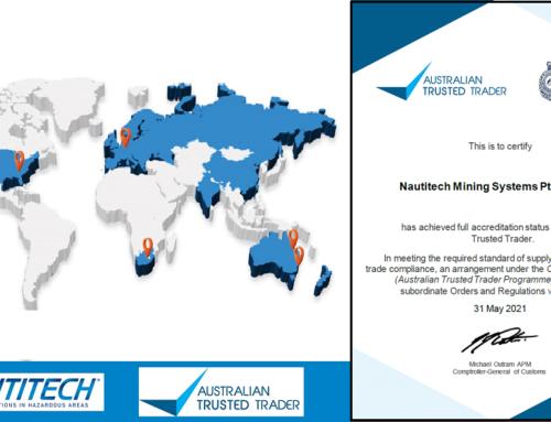 Nautitech® granted Australian Trusted Trader accreditation!