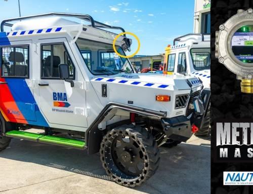 Methane Master on Electric Vehicles Underground