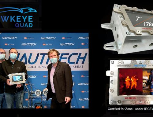 Engineering team behind Hawkeye Quad 7″ Smart Display